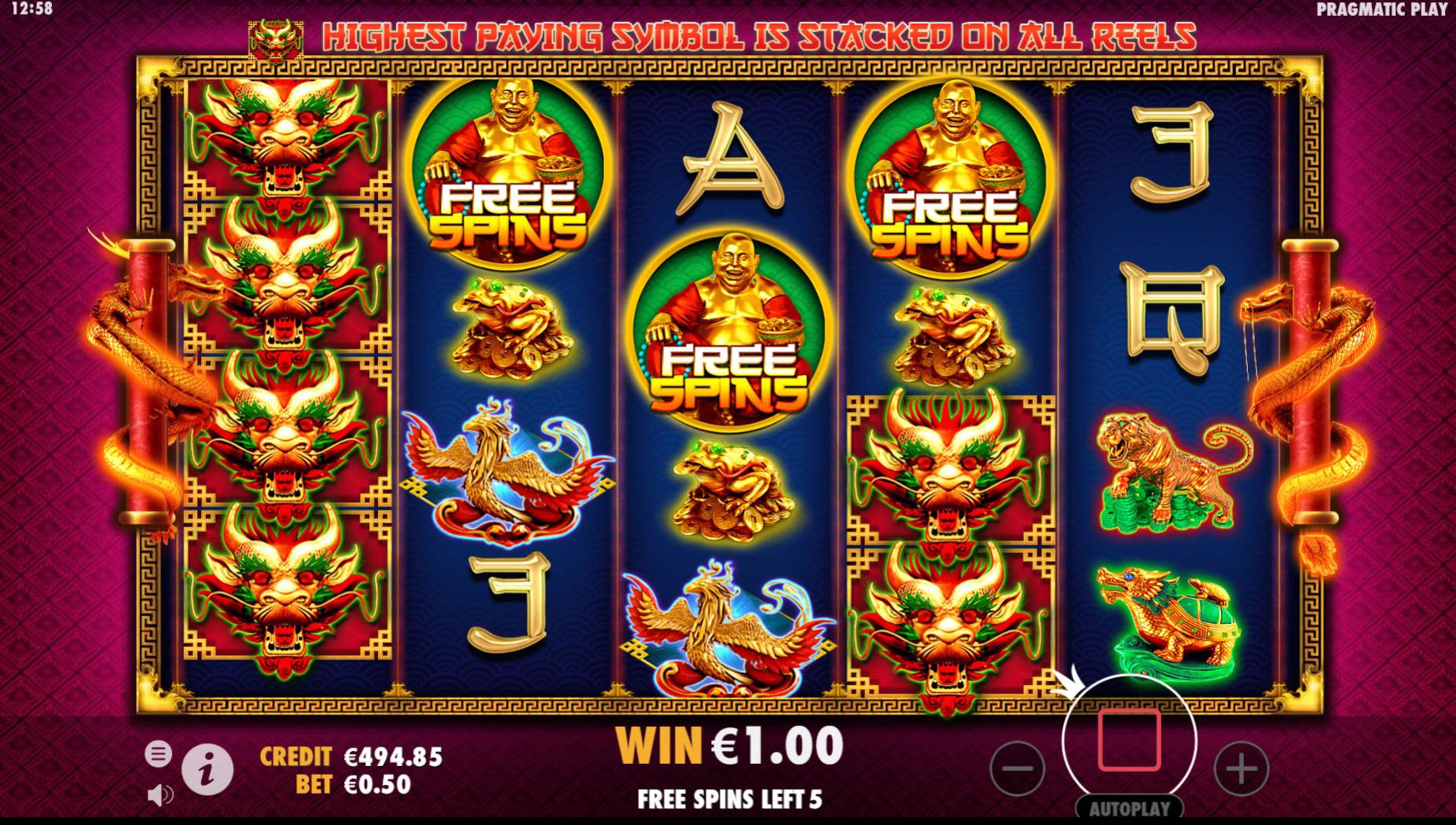 Casino21 » Informazioni sulle Slot Machine Pragmatic disponibili online